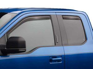 truck accessory rainguards