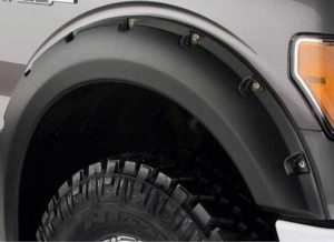 truck accessory fender-flares